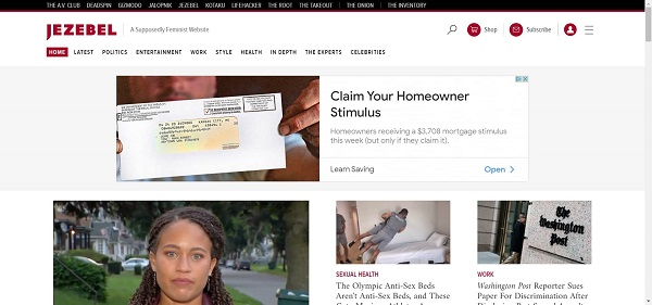 Jezebel hires writers for freelance style writing jobs