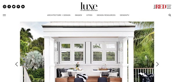 Luxe Designs and Interiors hires writers for freelance design writing gigs