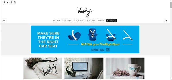 Verily blog hires writers for freelance style writing gigs