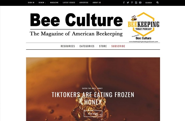 Bee Culture pays freelance writers for science writing jobs
