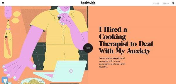 Healthyish hires freelance writers for food writing jobs