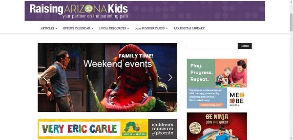 Raising Arizona Kids magazine pays freelance writers for food writing jobs