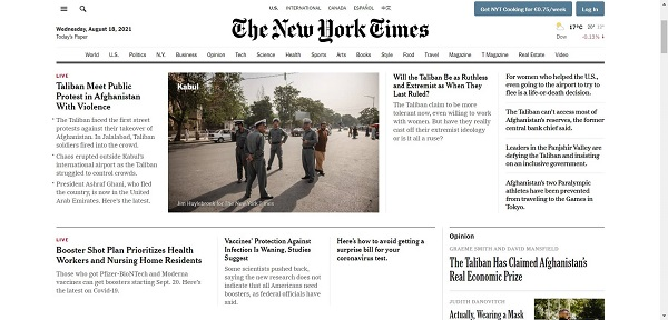 The New York Times hires freelance writers for food writing jobs
