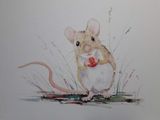 watercour mouse