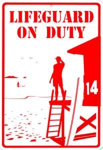 lifeguard-on-duty