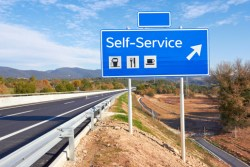 Road-Sign-Self-Service