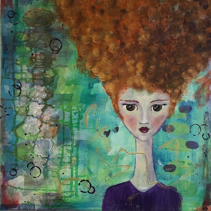 mixedmedia birte