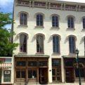 Peekskill building facade
