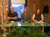 panelists (photo: Christine Simek)