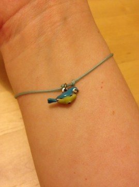 Bracelet close-up