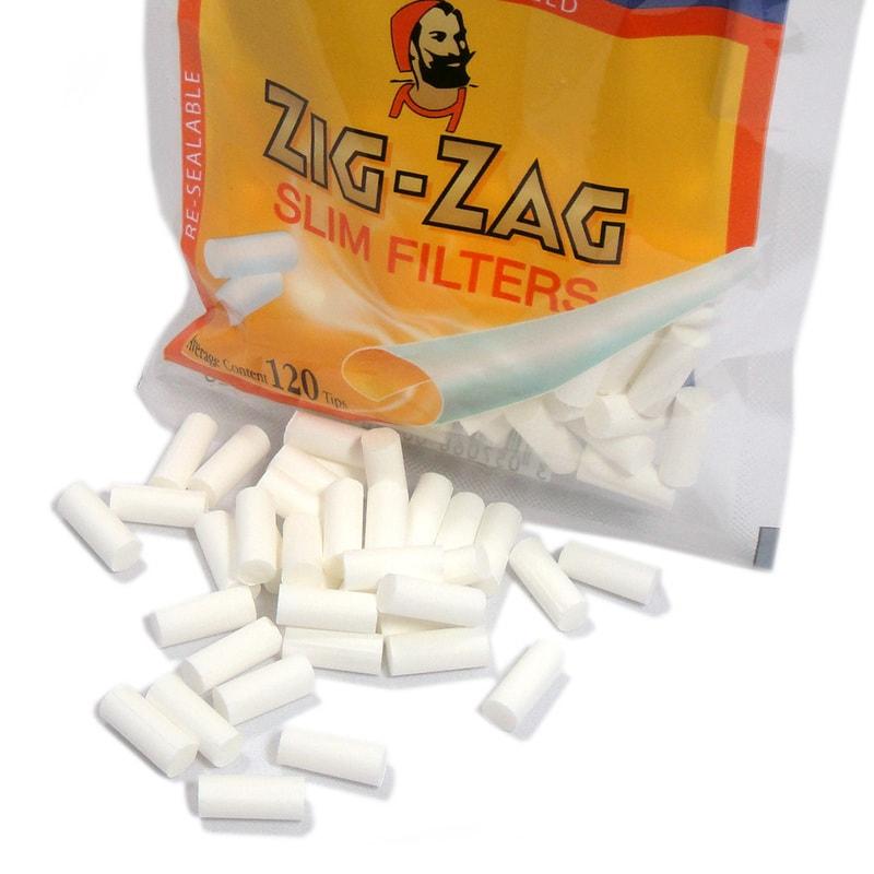 Zig Zag Cigarette Filter Tips