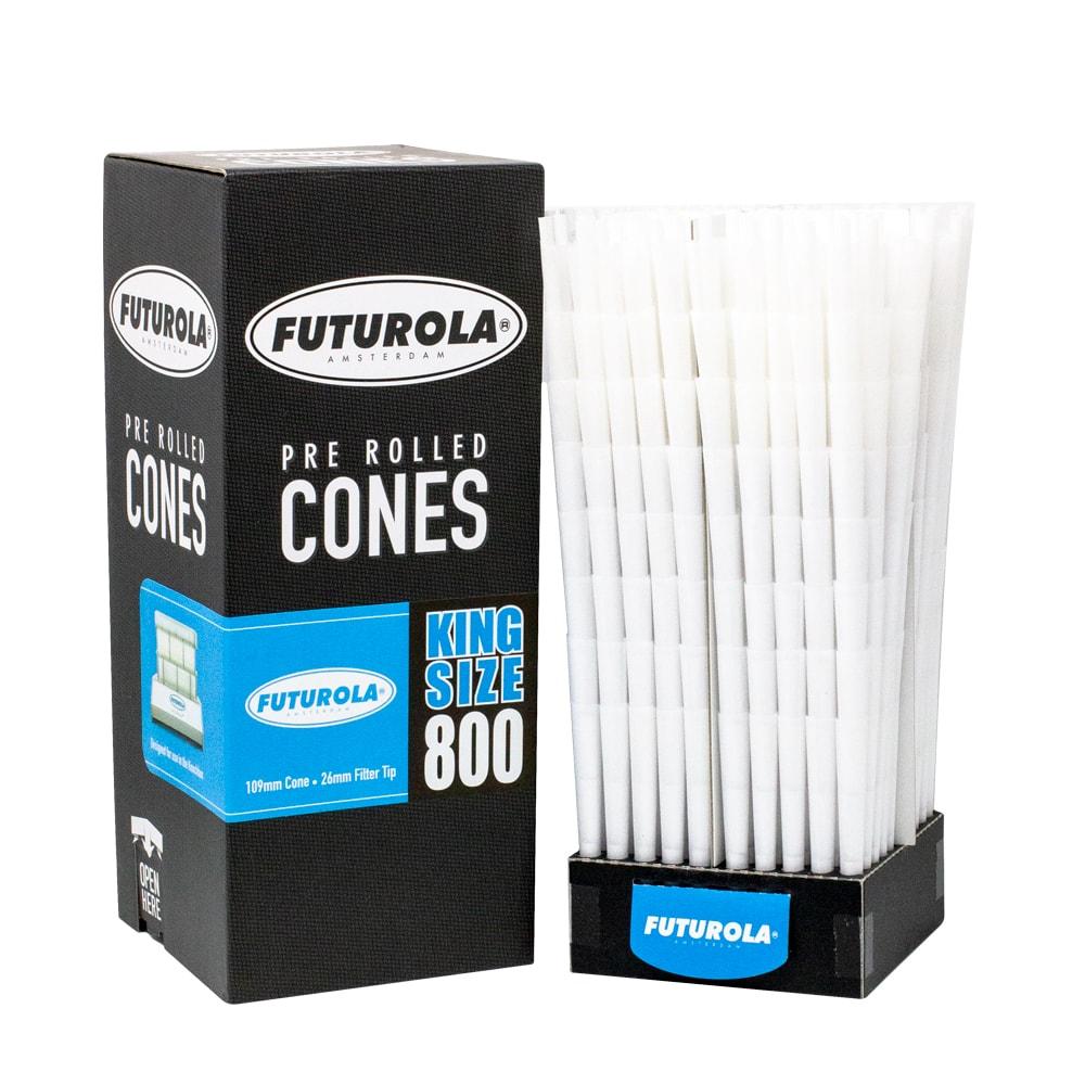 Futurola Cones in a Box