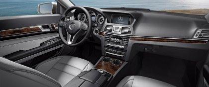 2015 Mercedes-Benz E400