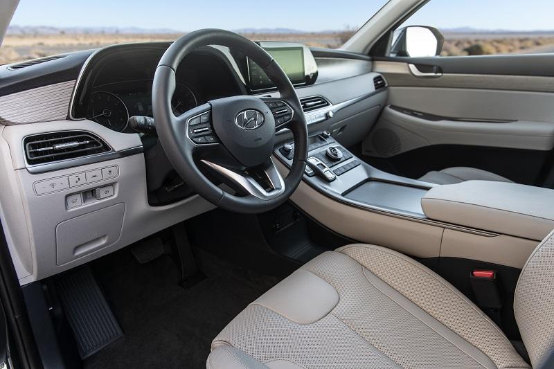 Interior Hyundai Palisade