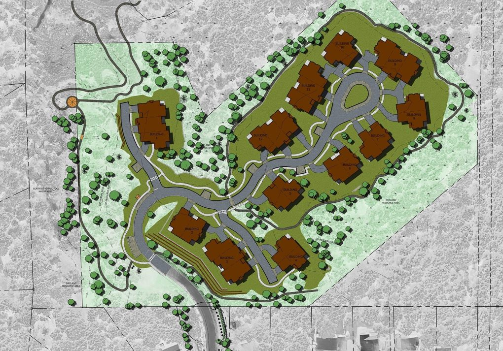 Permitting Overall Site Plan