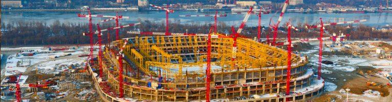 """Stadium """"Rostov Arena"""""""