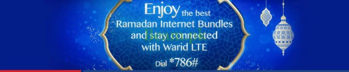 Warid-lte-ramazan-Internet-offer