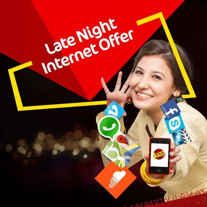 Jazz Internet Packages: 3G and 4G, Daily, Weekly, Monthly 2017