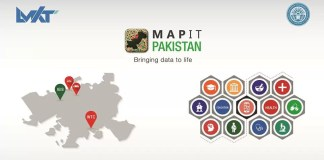 Map it Pakistan
