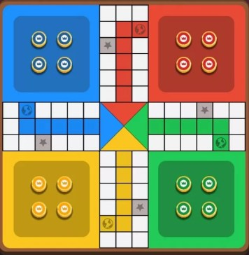 Get Six in Ludo Star