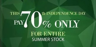 Independence Day Sales
