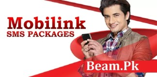 mobilink-sms-packages