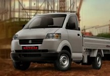 Pak Suzuki Launches New Pickup Mega Carry