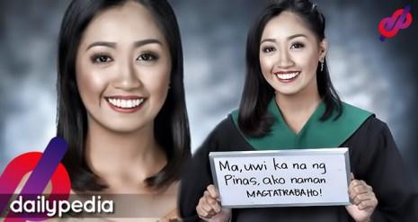 """3.-""""Ma-uwi-ka-na-ng-Pinas-ako-naman-MAGTATRABAHO""""-–-Minerva-Jane-Borca.jpg"""