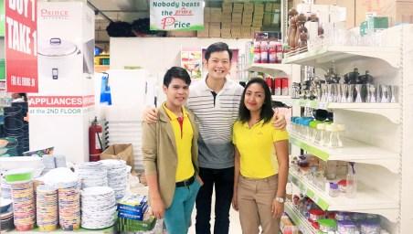 prince hypermart staff_BeamAndGo_Albert Go