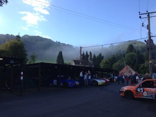 Morning at Shelsley