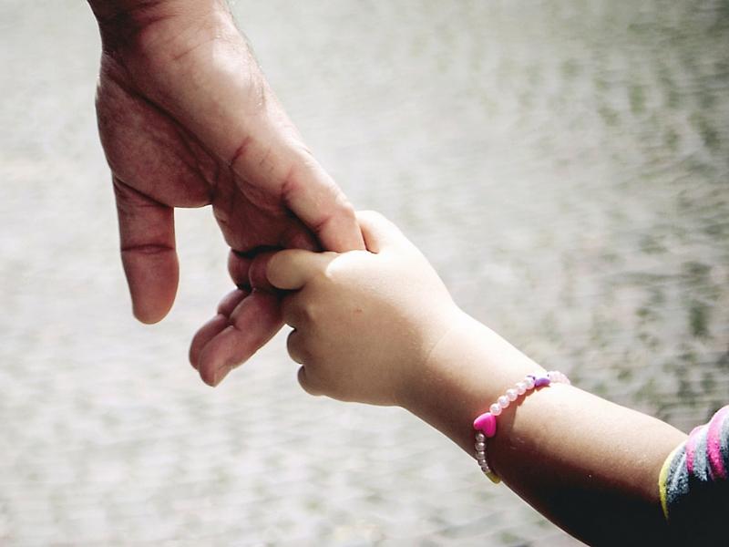 La gratitud de saber que papá ha sido el mejor que ha podido ser