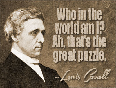 an analysis of alice in wonderland by lewis carroll Alice in wonderland study guide contains a biography of lewis carroll, literature essays, a complete e-text, quiz questions, major themes, characters, and.