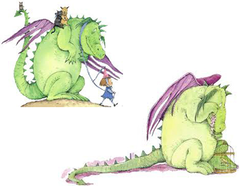 The Tale of Custard the Dragon Analysis by Ogden Nash