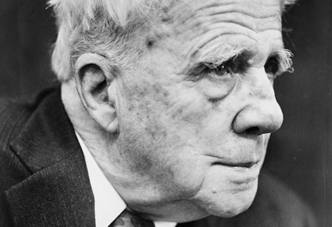 Summary and Analysis of A Patch of Old Snow by Robert Frost