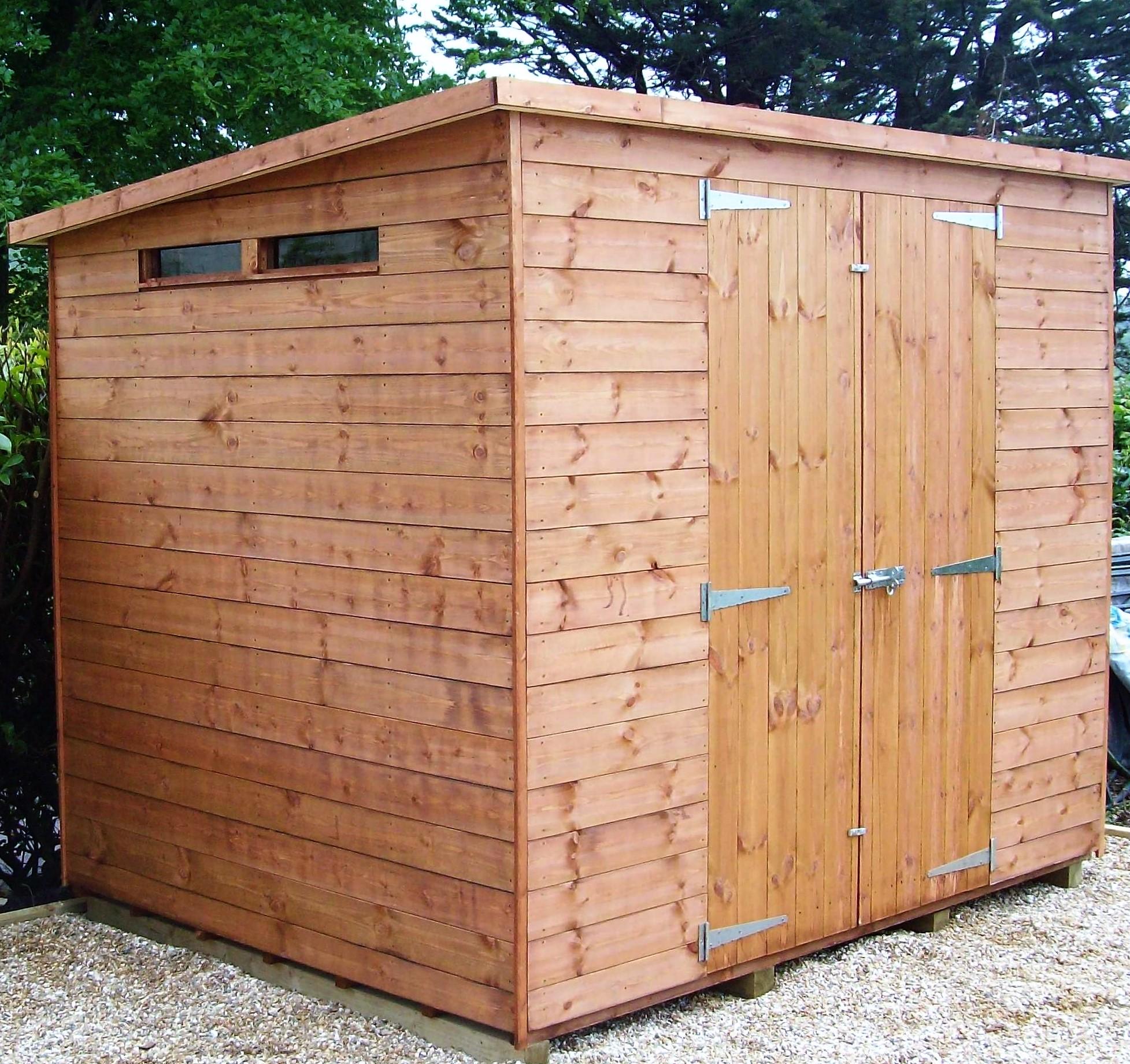 rw4 garden shed