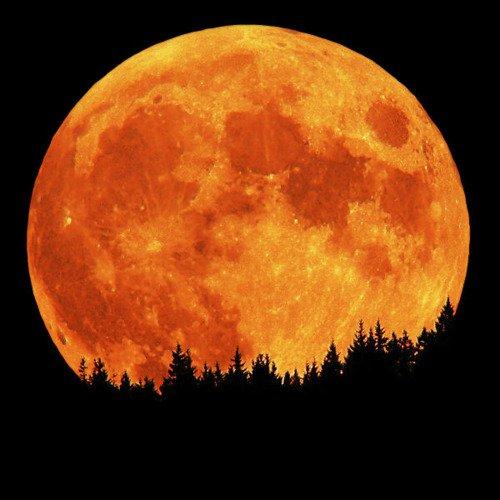 full moon of fire