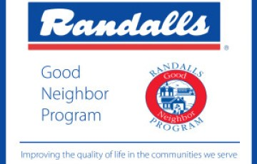 RANDALLS GOOD NEIGHBOR