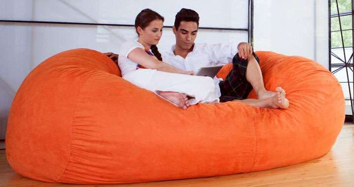 Mua ghế lười ở quận 3 với thiết kế bởi Beanbag Home