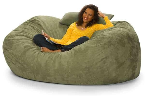 ghesofaluoi5 Ghế lười sofa là gì ? mua ở đâu tốt nhất ?
