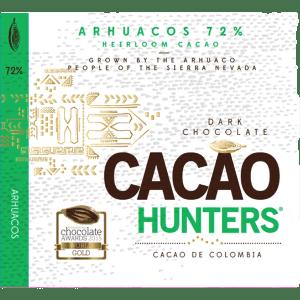 Cacao Hunters - Arhuacos 72%
