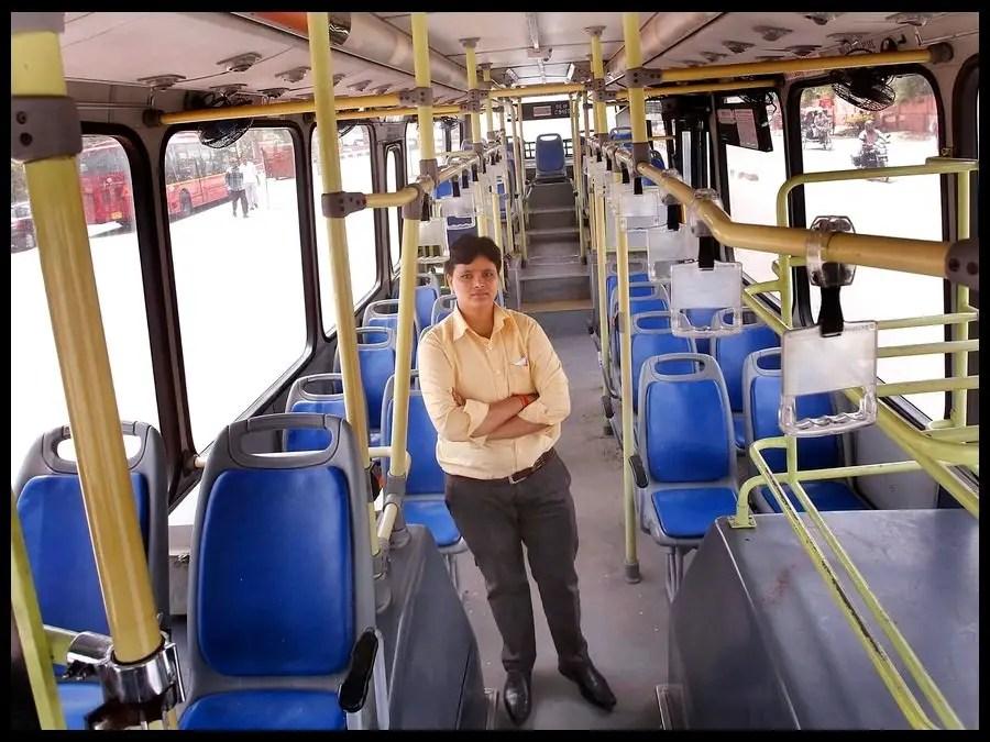 Vankadarath-Saritha-The-First-Indian-Female-Bus-Driver-Be-An-Inspirer