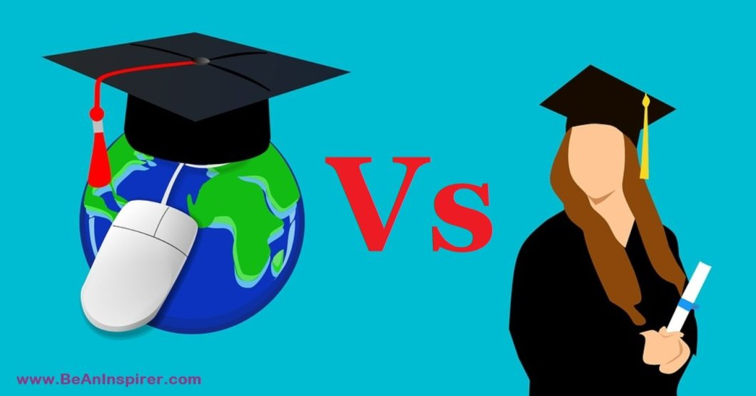 Online Degrees Vs Regular Degree - An Elaborate Guide for Students