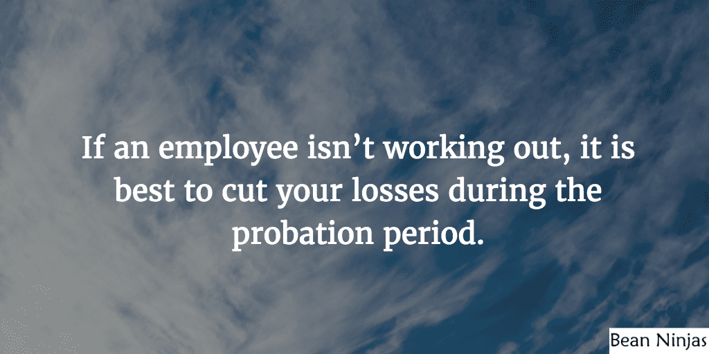 probation period quote