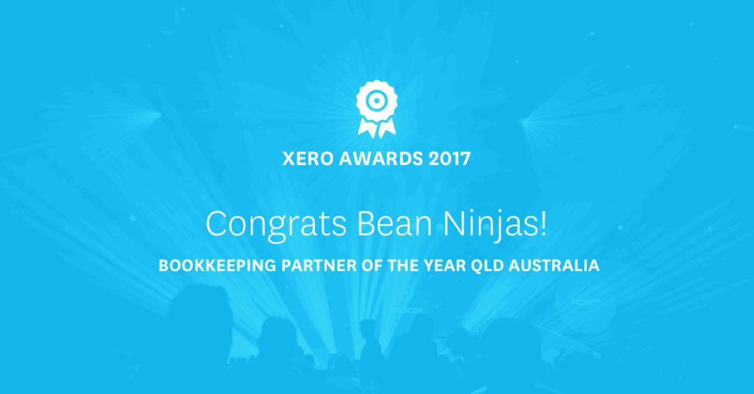 xero award 2017