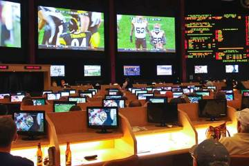 Legal Sportsbook Industry Passes 10 Billion Mark