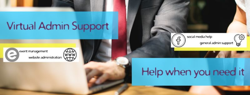 Virtual Admin support for your small business