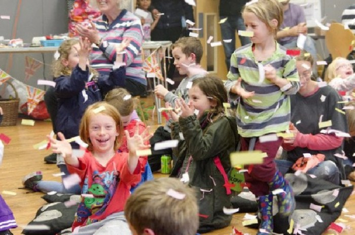 Fun Palace event in Morecambe for the whole family