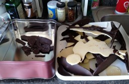 Recycling the chocolate bodies for future tempering