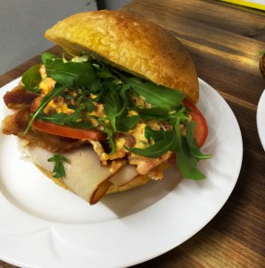 Brioche Sandwich