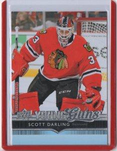 2014-15 Upper Deck #498 Scott Darling